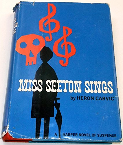 9780060106539: Miss Seeton Sings