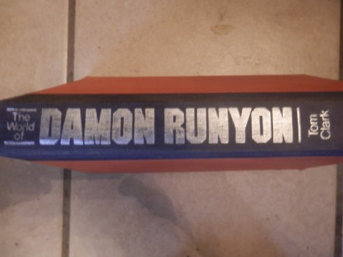9780060107710: THE WORLD OF DAMON RUNYON.