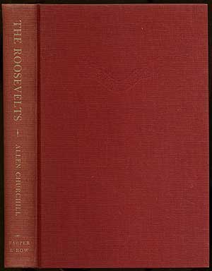 9780060107802: Roosevelts American Aristocrats