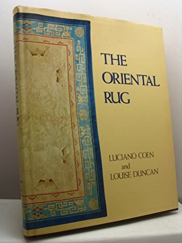 Oriental Rug: Coen, Luciano, Duncan, Louise
