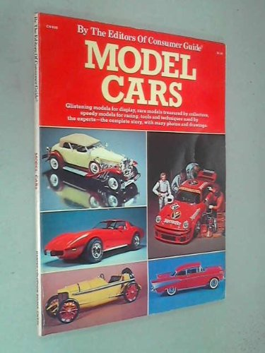 9780060108441: Model Cars