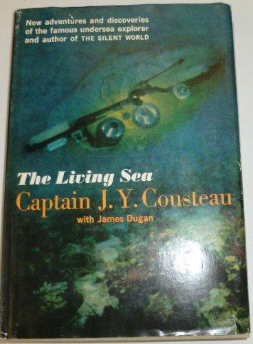 9780060108755: The Living Sea.