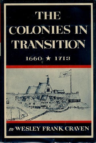 9780060109134: The Colonies in Transition, 1660-1713 (New American Nation)