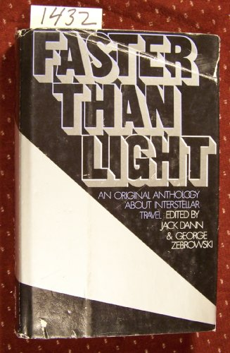 FASTER THAN LIGHT: Damm, Jack & Zebrowski, George(eds.)