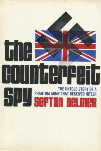 9780060110192: The Counterfeit Spy.