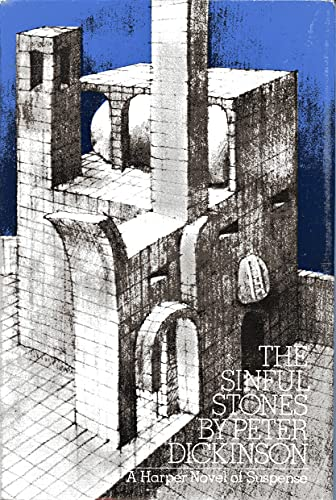 9780060110383: The Sinful Stones
