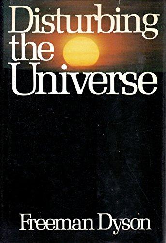 9780060111083: Disturbing the Universe
