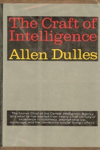 9780060111106: The Craft of Intelligence