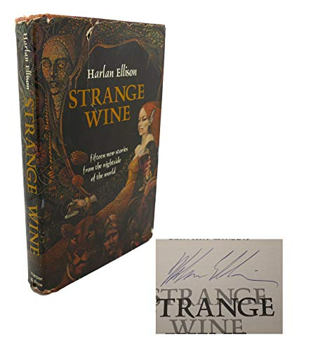 9780060111137: Strange Wine: Fifteen New Stories from the Nightside of the World