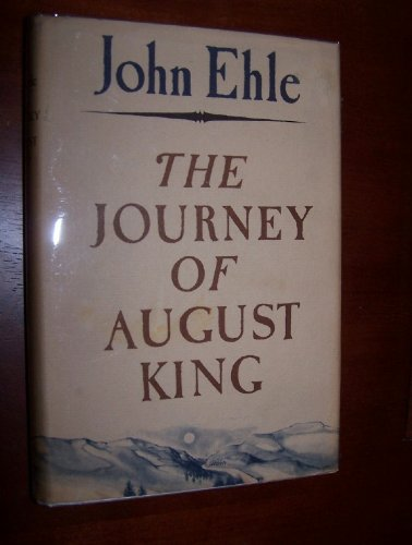 9780060111663: The Journey of August King
