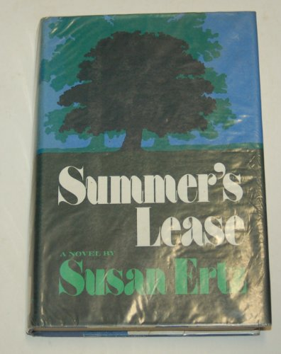 9780060111823: Summer's Lease