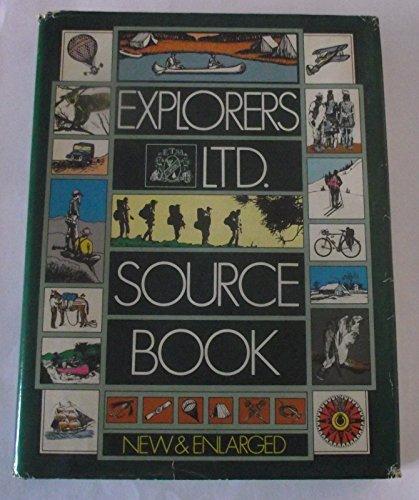 9780060112592: The Explorers Ltd. Source Book