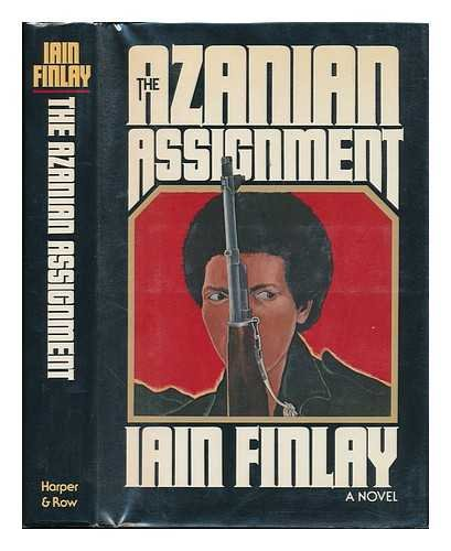 9780060112714: The Azanian assignment