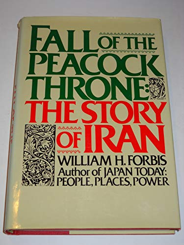 9780060113018: Fall of the Peacock Throne (A Cass Canfield book)