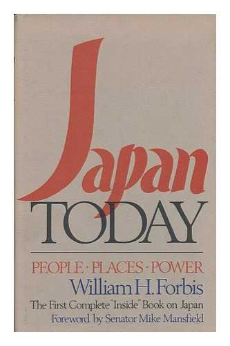9780060113117: Japan Today: People, Places, Power