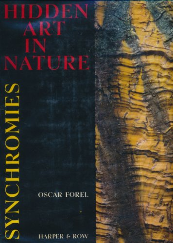 9780060113179: Hidden art in nature;: Synchromies