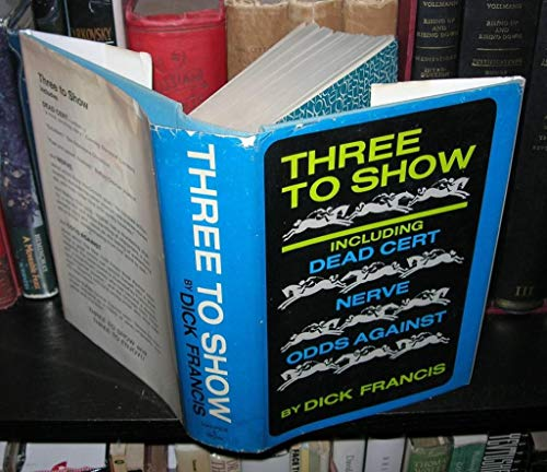 9780060113315: Three to Show: A Trilogy