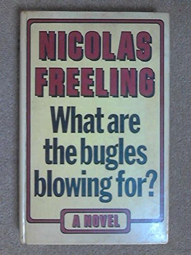 9780060113544: The bugles blowing