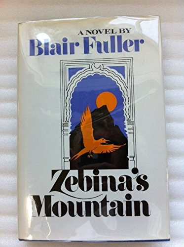 9780060113872: Zebina's mountain