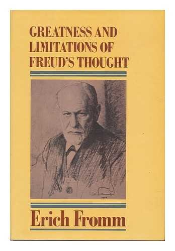 9780060113896: Greatness and Limitations of Freud's Thought