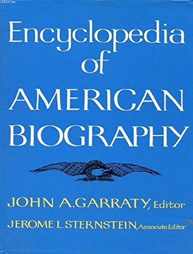 9780060114381: Encyclopaedia of American Biography
