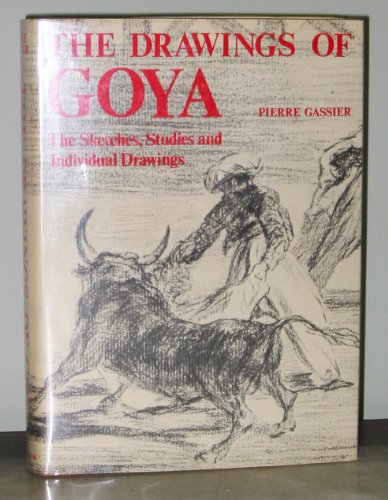 9780060114695: Drawings of Goya