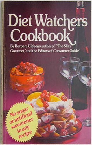 Diet Watchers Cookbook: Gibbons, Barbara