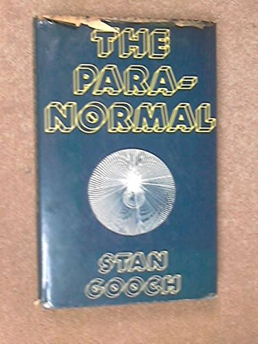 9780060115494: The paranormal
