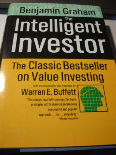 9780060115913: The intelligent investor;: A book of practical counsel