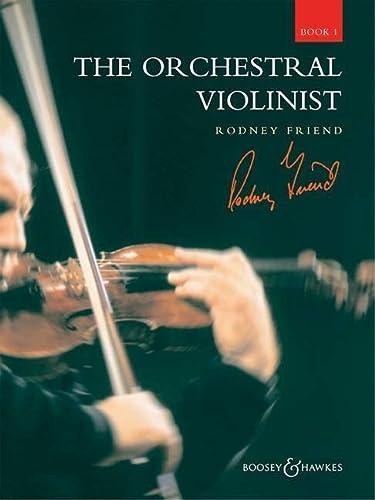 9780060115951: BOOSEY & HAWKES THE ORCHESTRAL VIOLINIST VOL. 1 - VIOLIN Partition classique Cordes Violon