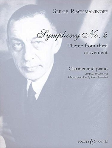9780060116163: Symphony No. 2 op. 27 (Theme from third movement)
