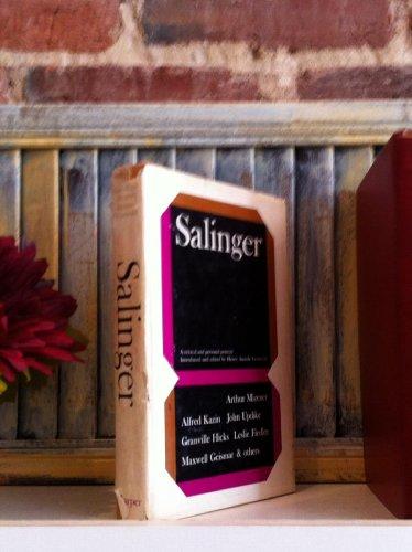 Imagen de archivo de Salinger. A Critical and Personal Portrait a la venta por Bayside Books