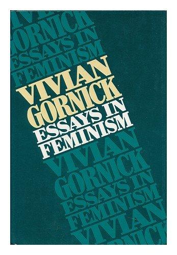 9780060116279: Essays in feminism