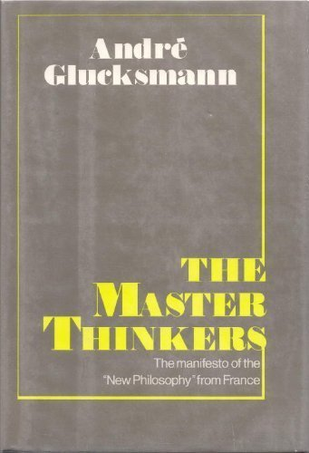 9780060116392: Master Thinkers