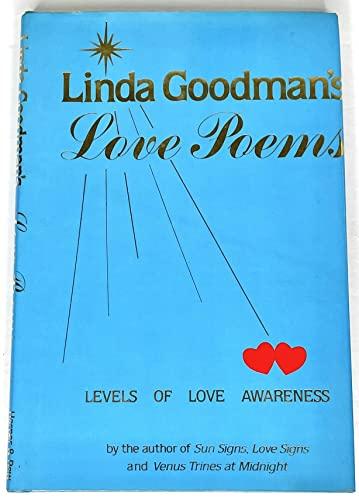 9780060116439: Linda Goodman's Love Poems: Levels of Love Awareness