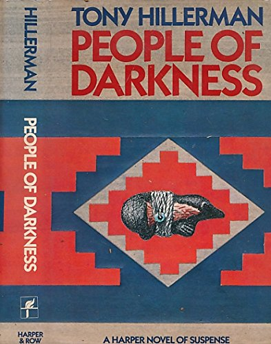PEOPLE OF DARKNESS: Hillerman, Tony
