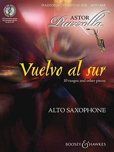 9780060119706: Vuelvo al sur Alt-Saxophon und Klavier: Zehn Tangos und andere St�cke