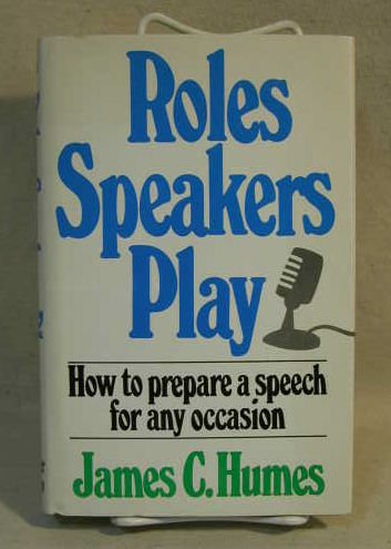 9780060120030: Roles speakers play