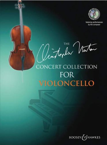 9780060120504: Concert Collection for Cello (15 original pieces)