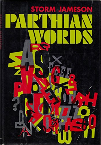 9780060121761: Parthian Words