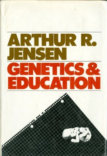 9780060121921: Genetics & Education [First U.S. Edition]