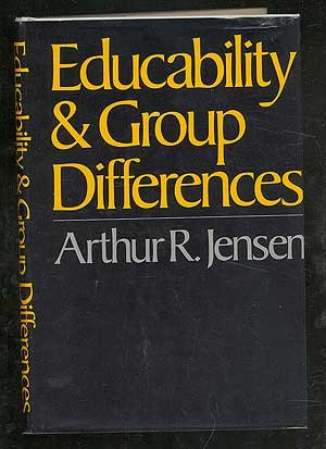 9780060121945: Educability and group differences