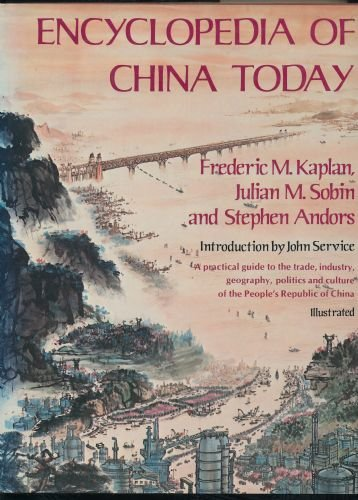 9780060122560: Encyclopedia of China today