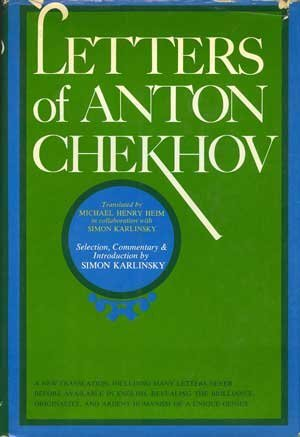 9780060122638: Letters of Anton Chekhov