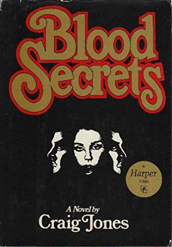 9780060122645: Blood Secrets