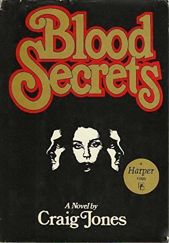 9780060122645: Blood Secrets - 1st Edition/1st Printing