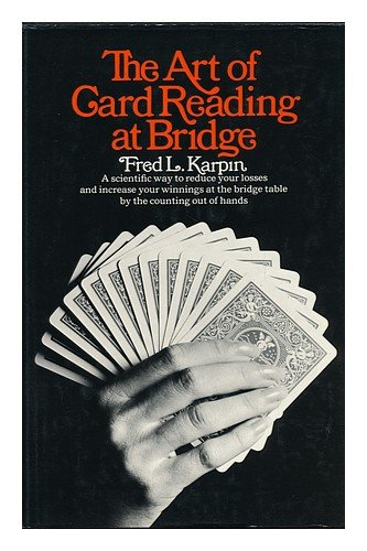 9780060122713: The art of card reading at bridge