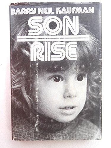 9780060122768: Son-Rise