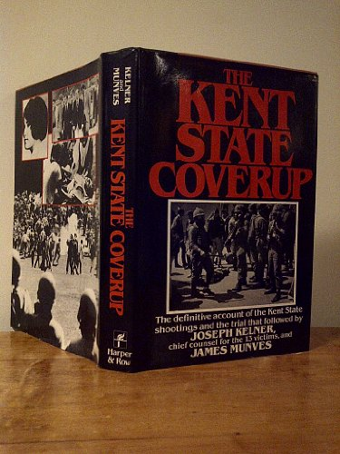 9780060122829: Kent State Coverup