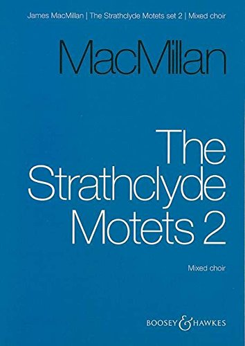 9780060122966: Macmillan Strathclyde Motets Set 2 satb
